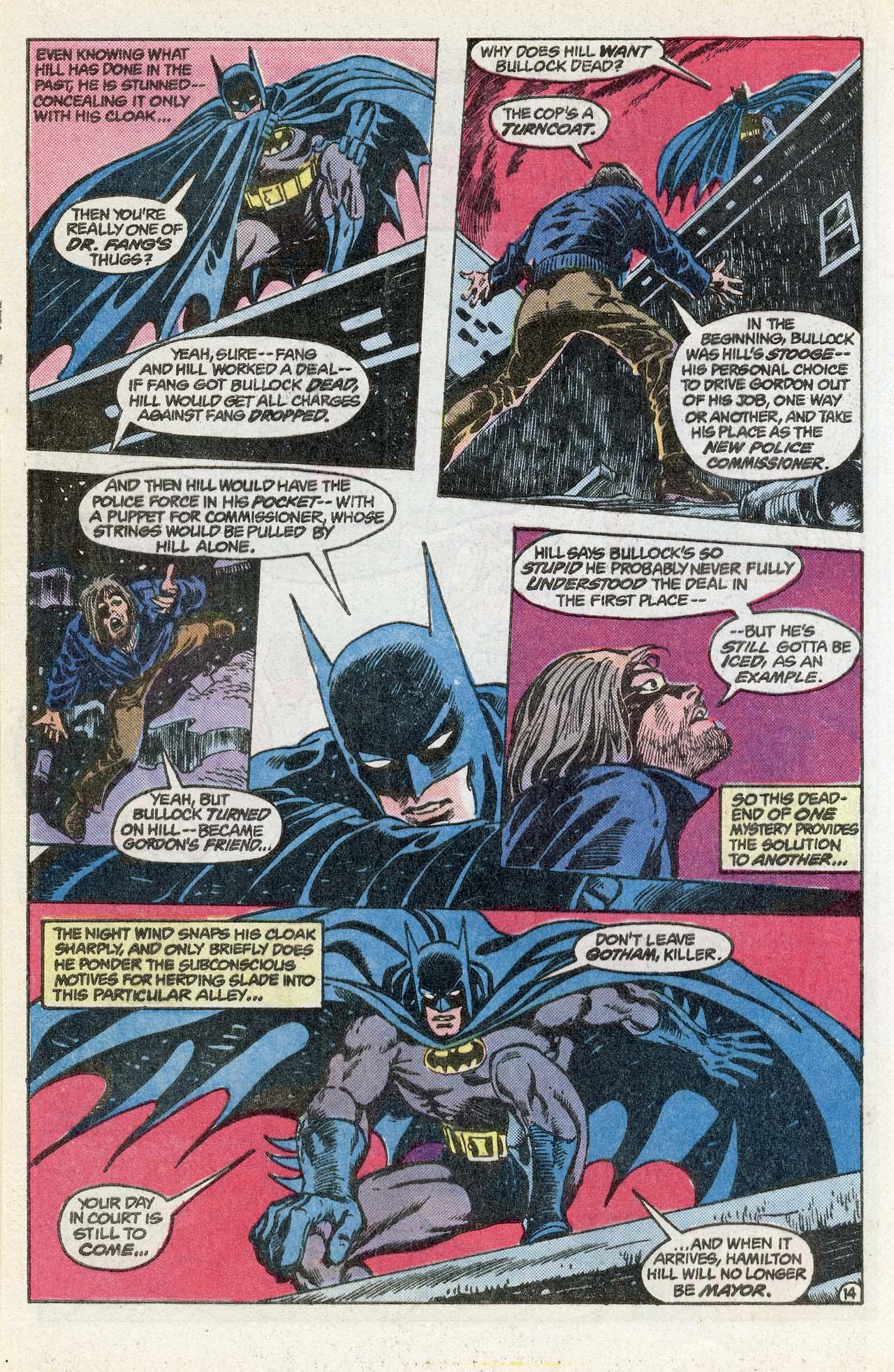 Detective Comics (1937) 544 Page 35
