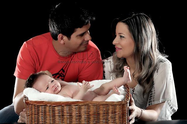 fotos de bebes e familia