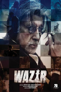 Wazir – Legendado (2016)