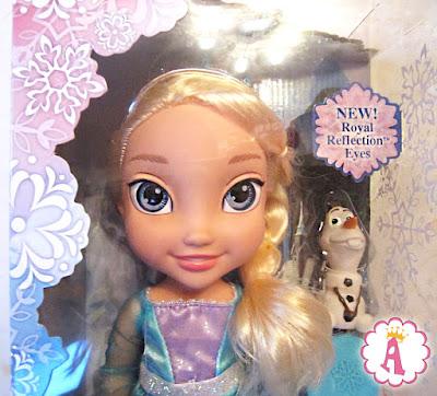 Красивая кукла Эльза и Олаф в коробке My First Disney Princess | Обзор игрушек Queen Alice Toys