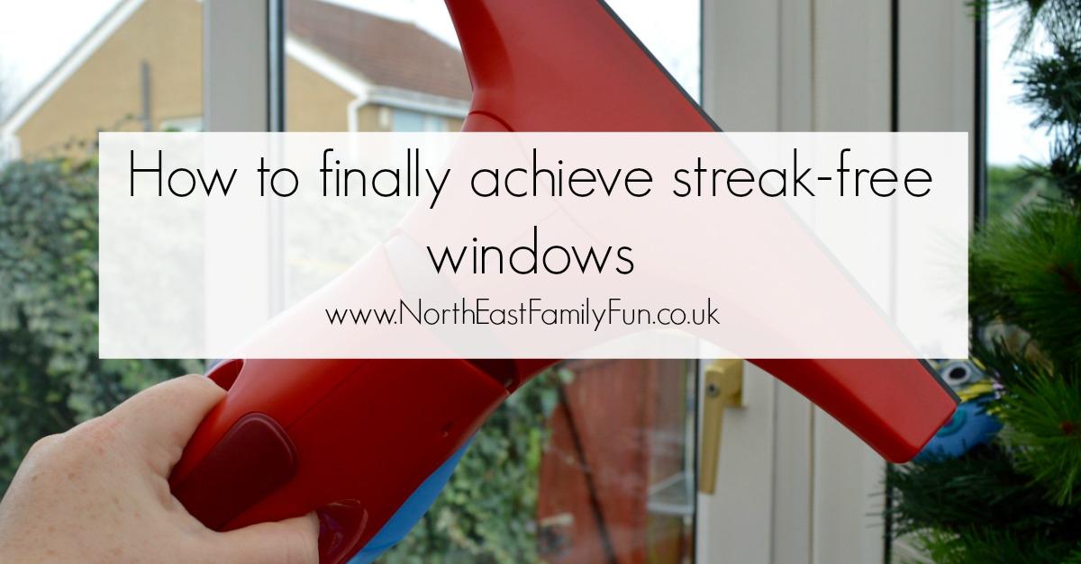 Vileda Windomatic Window Vacuum Review | How to achieve streak free windows