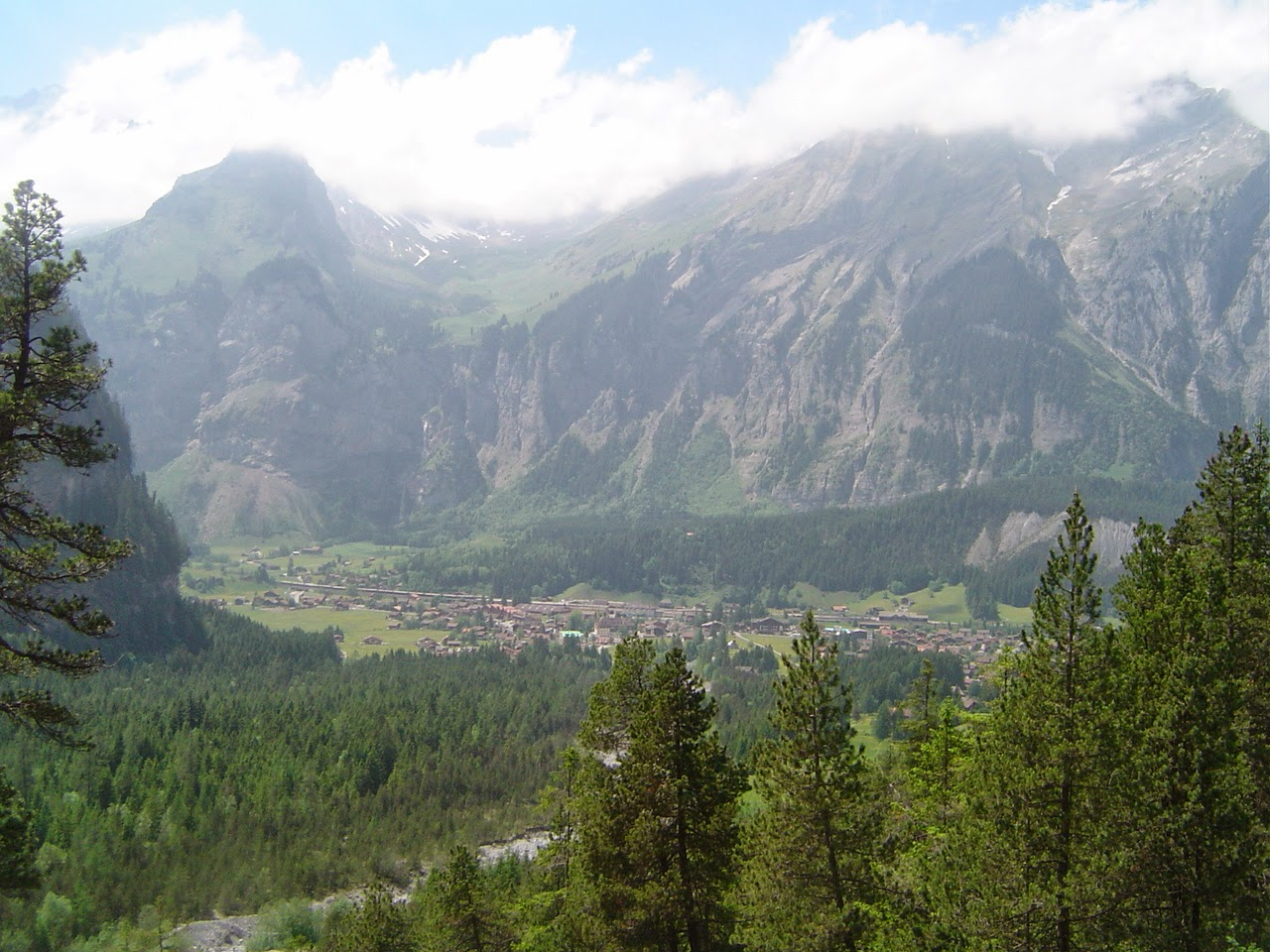 Travel Nature Kandersteg Switzerland