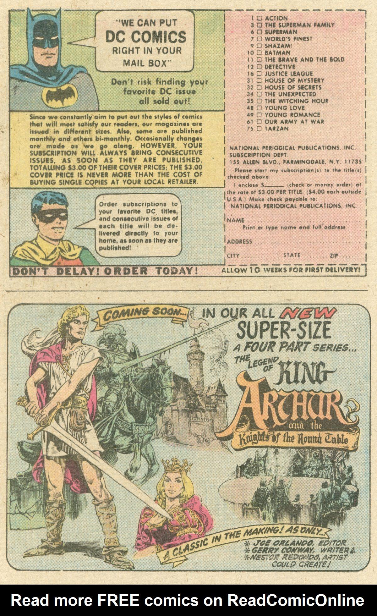 Read online World's Finest Comics comic -  Issue #232 - 24