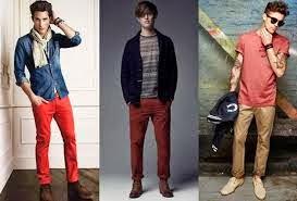 Trend Celana Chino Pria Masa Kini