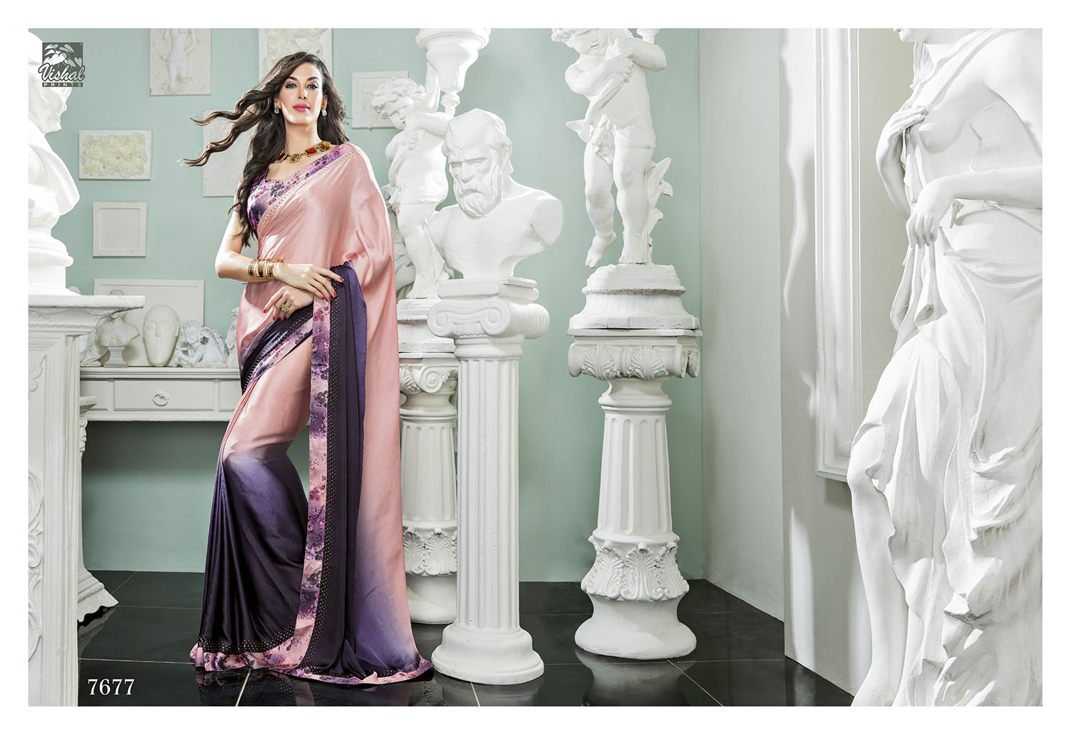 D'Amore – New Party Wear Collection Of Designer Saree