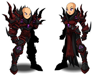 Archfiend Doomlord Armor