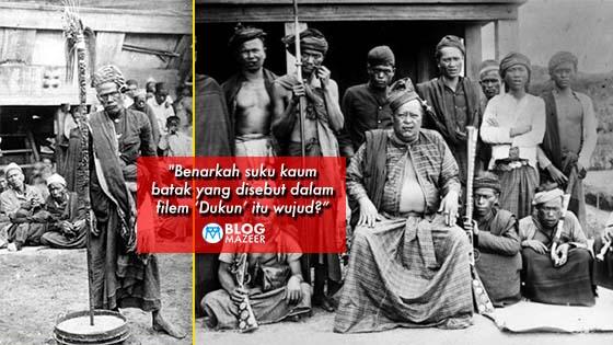 Merungkai Misteri Suku Kaum Batak Yang Disebut Dalam Filem 'Dukun'