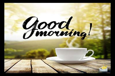 A Lovely Morning-Good Morning SMS (ChhondoMela)