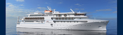 Coral Expeditions' New Coral Adventurer, expected to be Delivered by Vard mid-2019