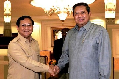 SBY-Prabowo Diadu Domba Agar Tidak Berkoalisi