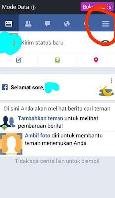 Cara Mengganti Nama FaceBook Lite Hp Anrdoid 100% work