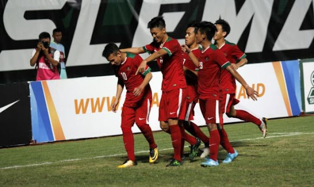 Indonesia Menang Lawan Myanmar pada Laga Perdana Piala AFF U-18