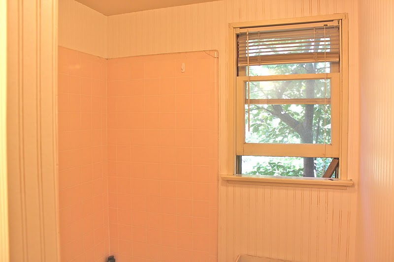 In And Out My Nest Cabin Bathroom Remodel