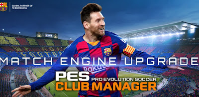 PES CLUB MANAGER Apk + Data OBB Download