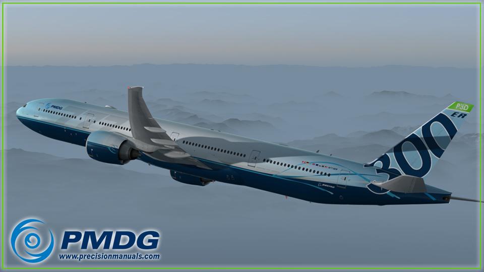 P3d Pmdg 777