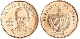1 Peso - Cuba - 1994