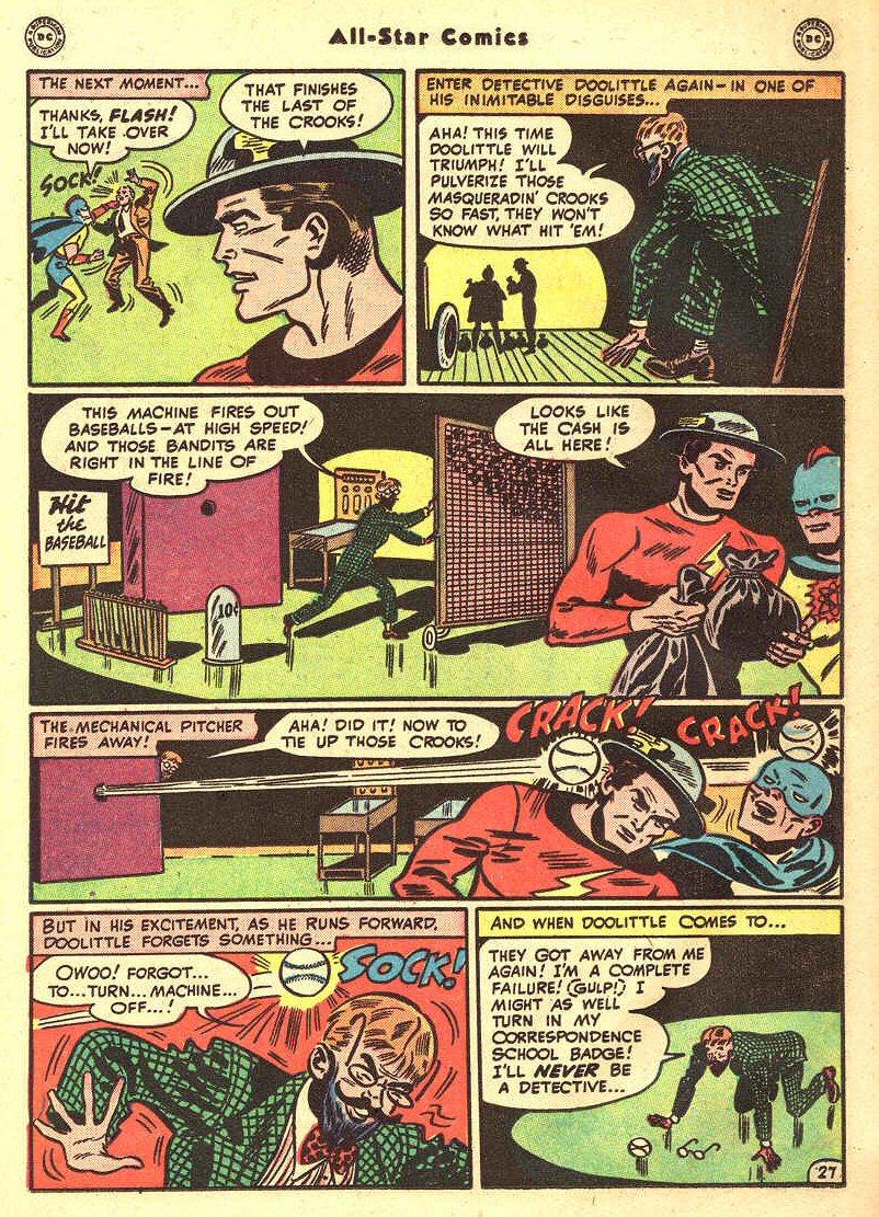 Read online All-Star Comics comic -  Issue #46 - 31