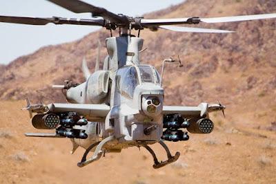 Helikopter Bell AH-1Z Viper