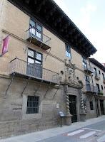 Navarra; Nafarroa; Sangüesa; Zangoza; Palacio Ongay-Vallesantoro; Barroco
