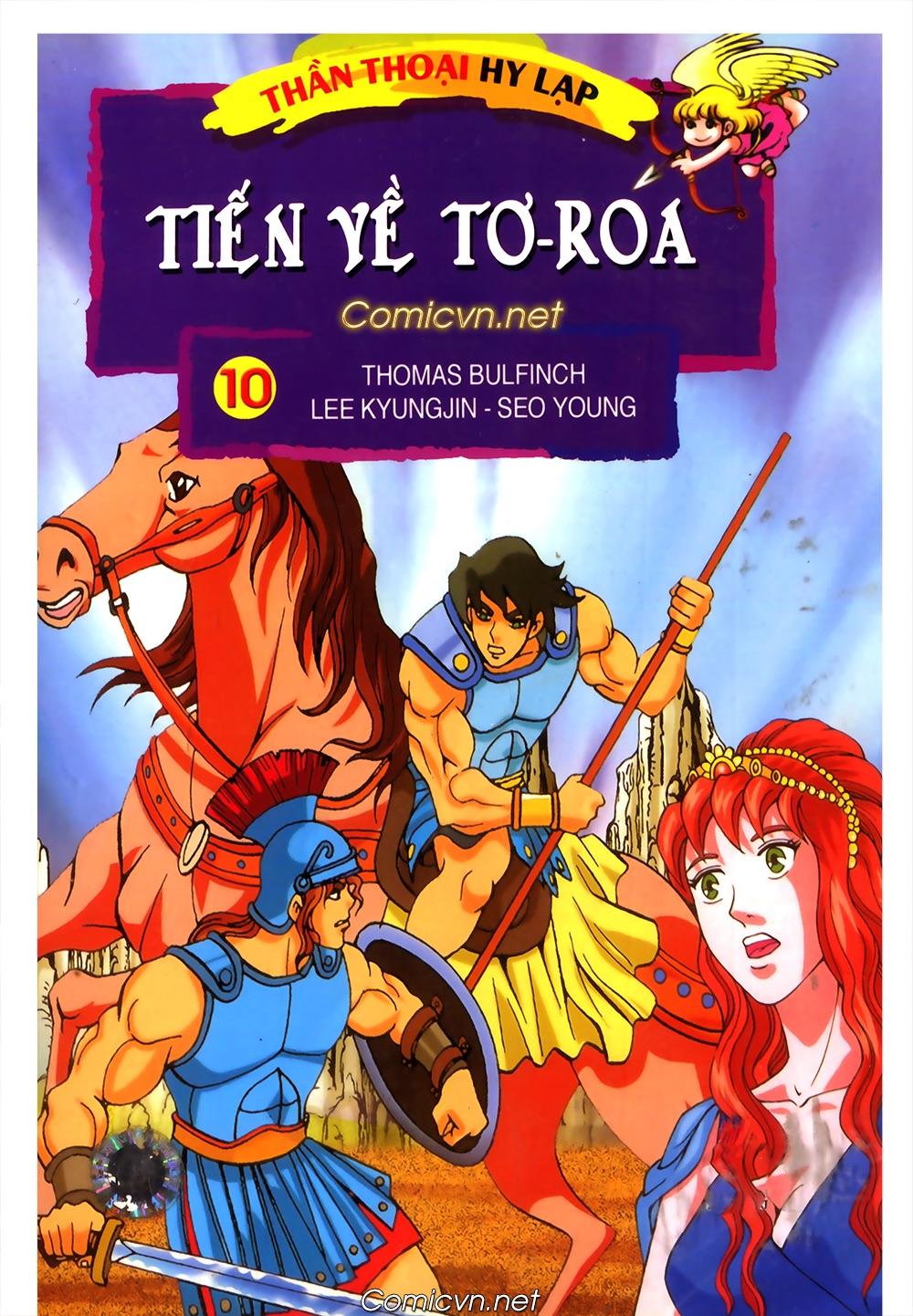 Thần Thoại Hy Lạp Màu - Chapter 52: Vì danh dự Hy Lạp - Pic 1