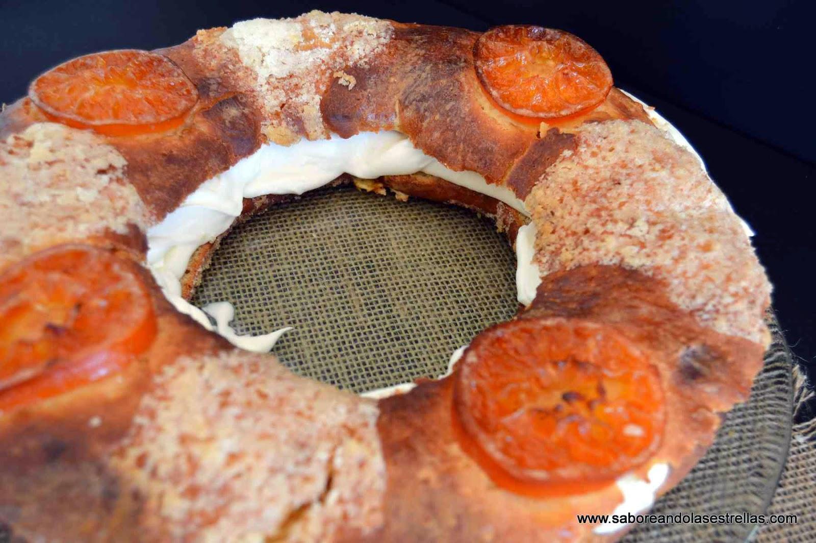 Roscon de Reyes Sin Lactosa