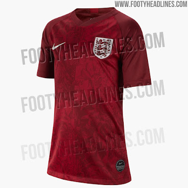 The England Women s national team will receive exclusive jerseys by Nike  for the 2019 Women s World Cup for the first time in their history. 6ad0a8ded
