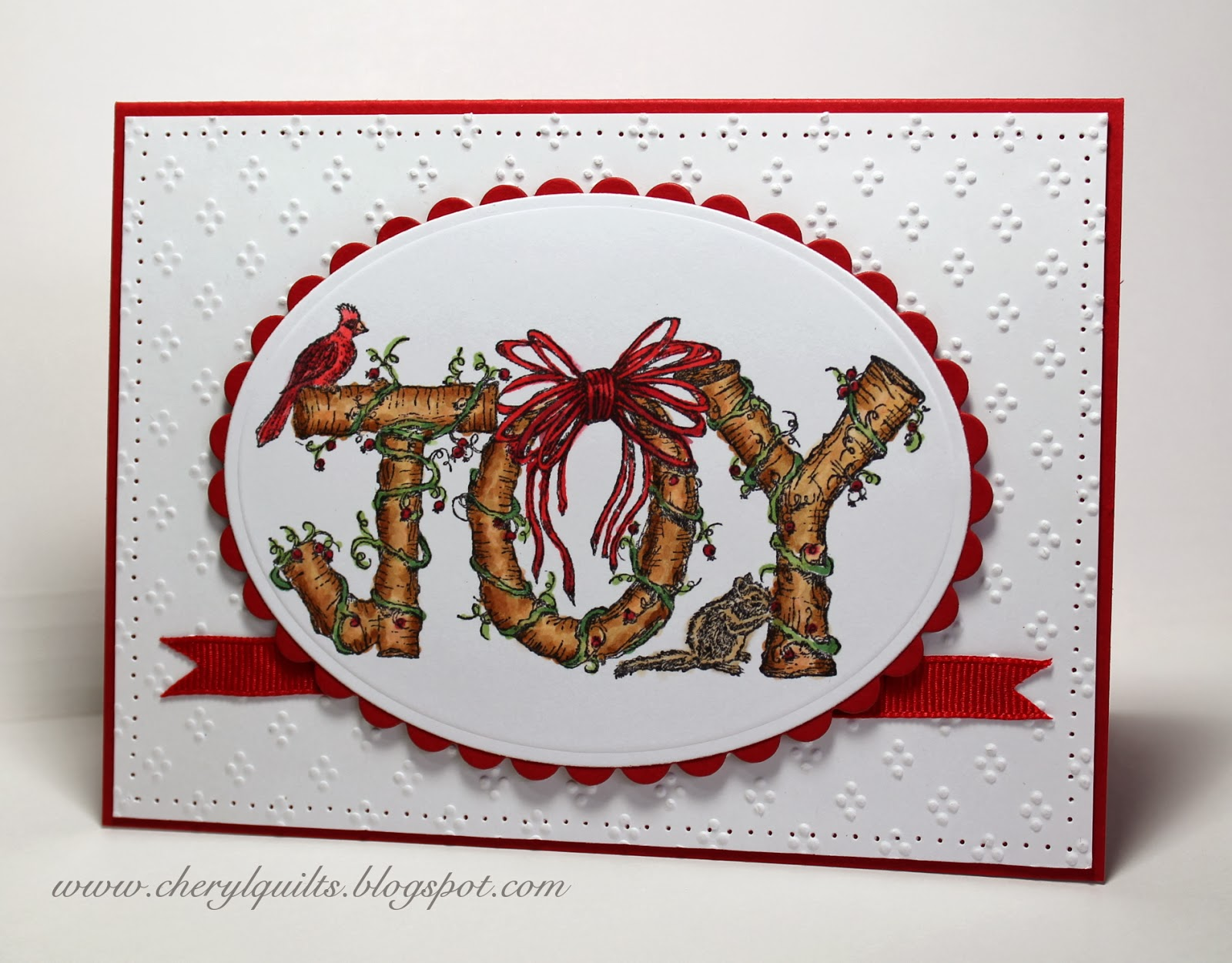 CherylQuilts, North Coast Creations, Joy, Christmas, F4A199