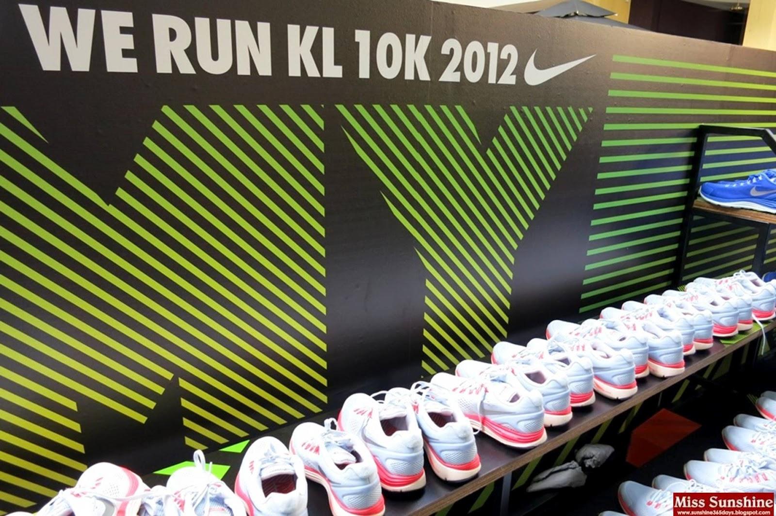d7af24abcea Nike We Run 10K KL 2012 will flag off at 5.30pm at Jalan Ampang on 13th  October 2012