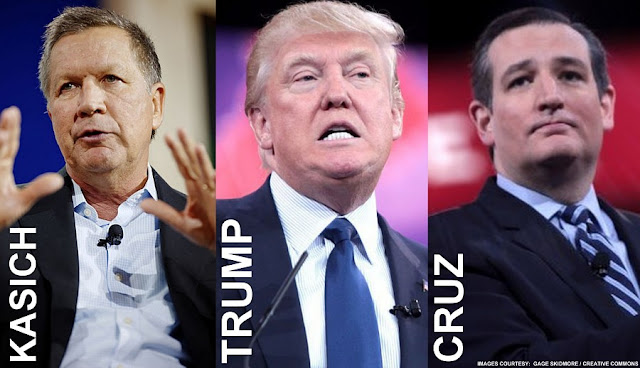 SITREP | 2016 Republican Presidential Candidates on U.S. Foreign Policy