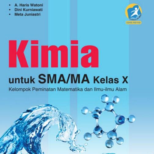 Materi Kimia Kelas 10 Kurikulum 2013
