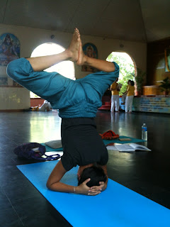 uhms in india yoga meditation and transformation