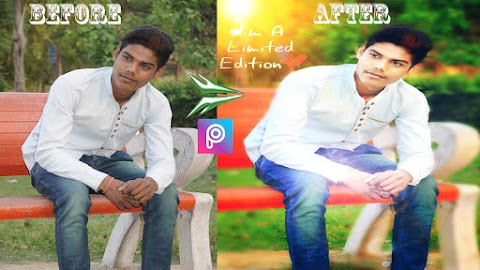 How To Make our picture Awesome with PicsArt......