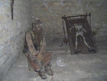 Inchisoare cetatea Vidin