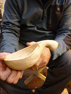 spoon carving+ kuksa carving