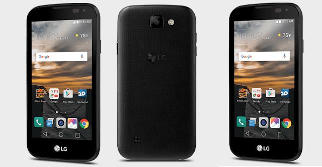 رسميا LG تطلق الهاتف الذكى K3 بسعر 80 دولاراً
