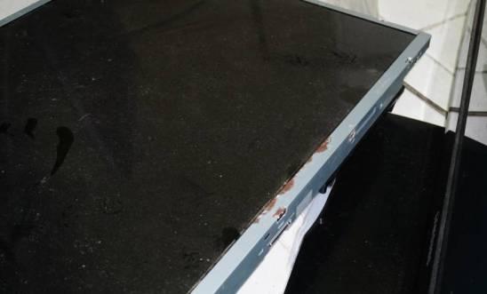Cara Memperbaiki TV LED Atau TV LCD Bergaris Hitam Vertical Dan Menghilangkannya