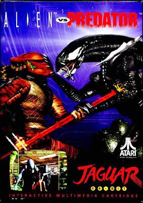 Review - Alien vs Predator - Atari Jaguar
