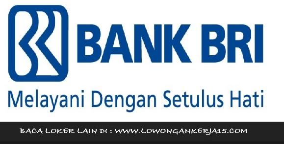 Lowongan Kerja   Frontliner PT Bank Rakyat Indonesia Persero Tbk  Juni 2018