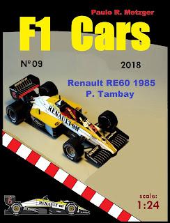 Renault RE60 - Patrick Tambay 1985 (Paulo Ricardo Metzger)