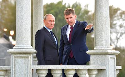 Vladimir Putin, Maxim Reshetnikov