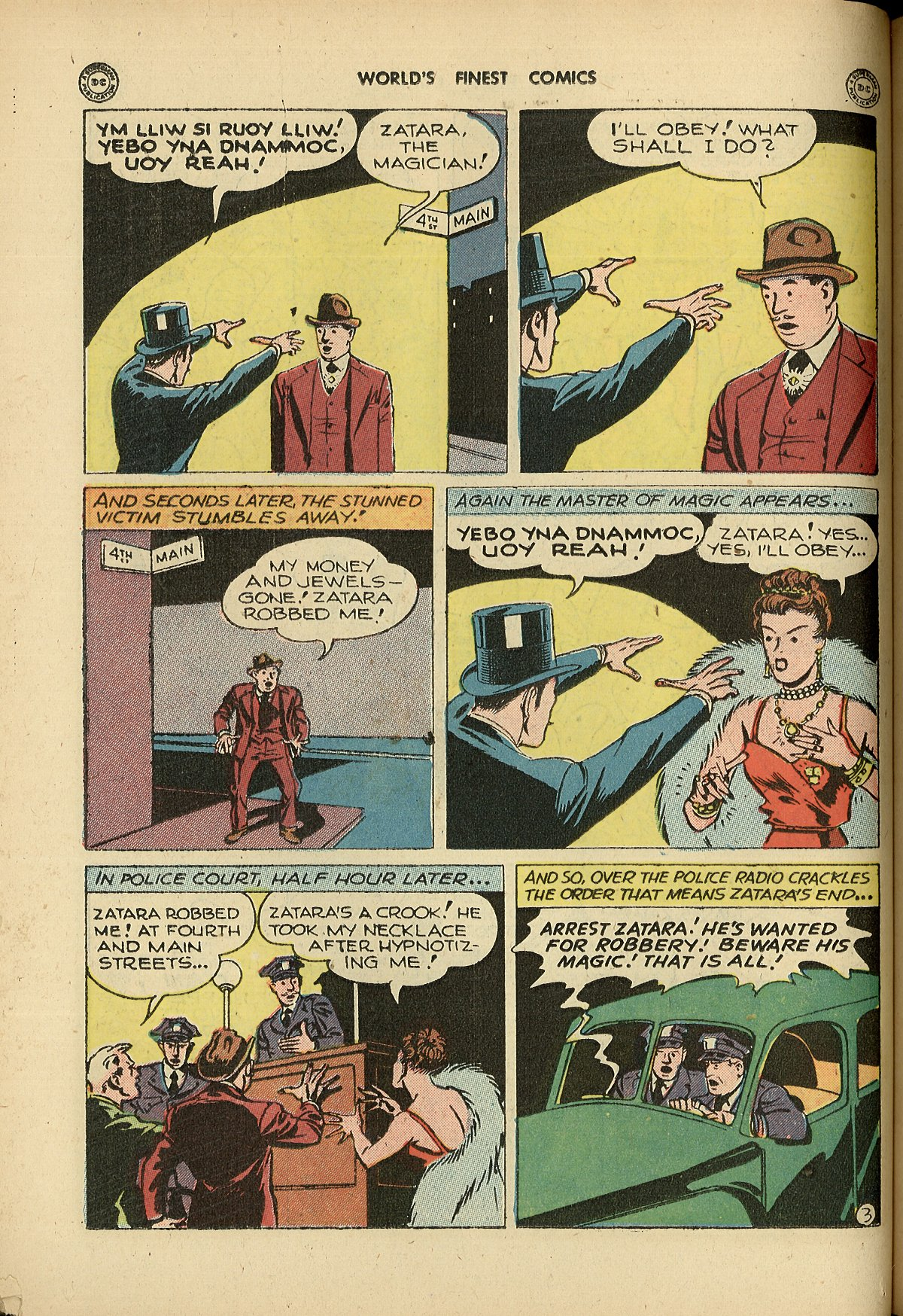 Read online World's Finest Comics comic -  Issue #26 - 18