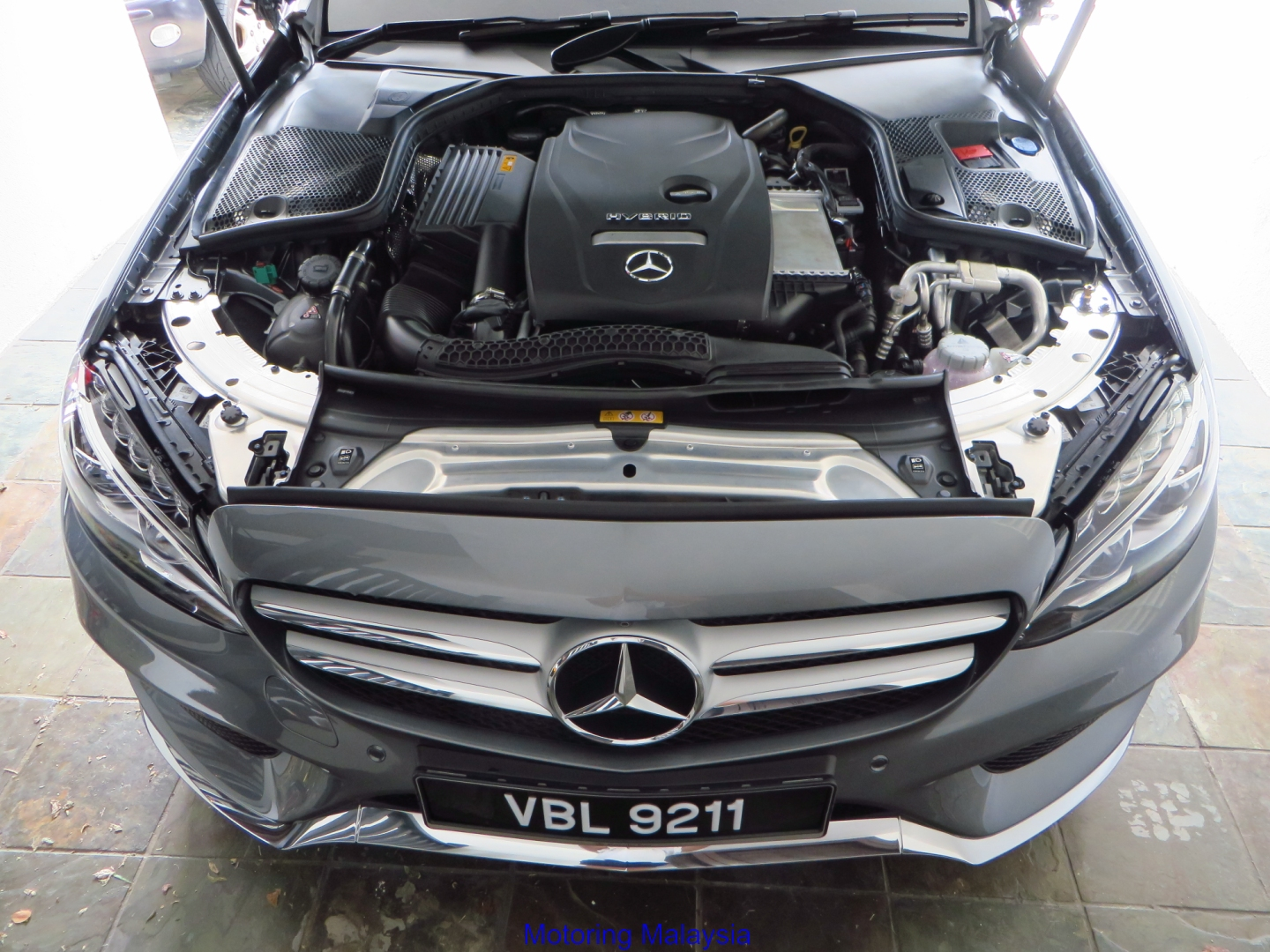 Motoring-Malaysia: TEST DRIVE: The 2018 Mercedes-Benz C350 e