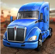 Truck Simulation 19 Mod Apk Full Version Unlocked for Android