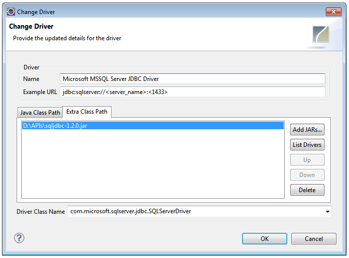 Java by examples: How to configure SQL Explorer in Eclipse?