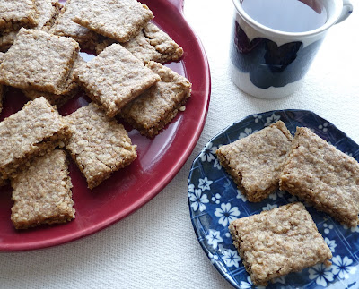 Etta Ferguson's Oat Cakes