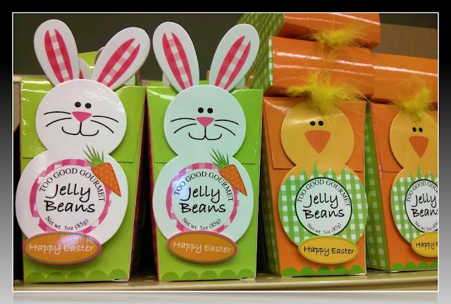 Conejos y Pollitos de Easter