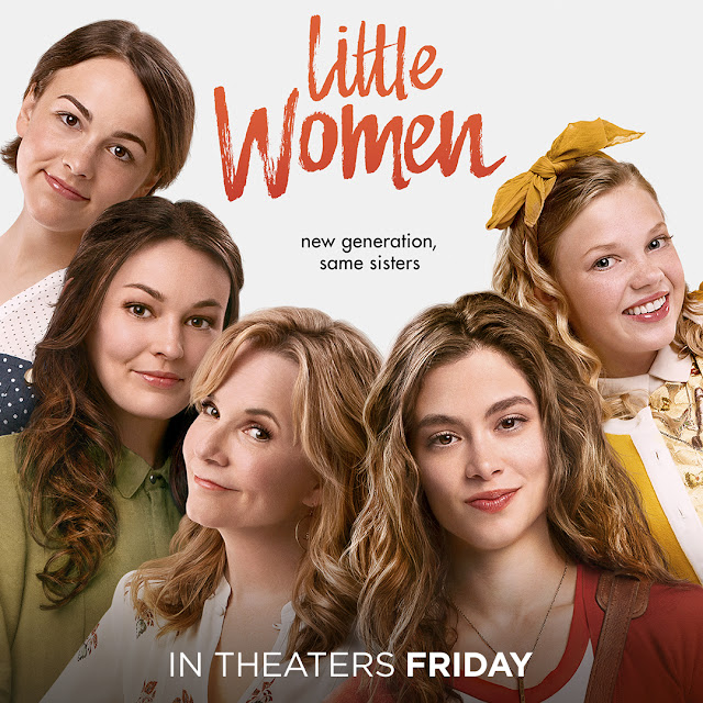 Little Women Fandango movie ticket Giveaway: In theaters 9/28 #LittleWomenL3