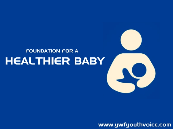 Breastfeeding is the foundation for a healthier baby, breastfeed in India