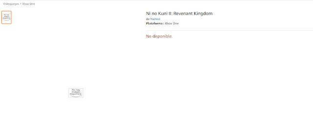 Ni No Kuni II aparece listado para Xbox One