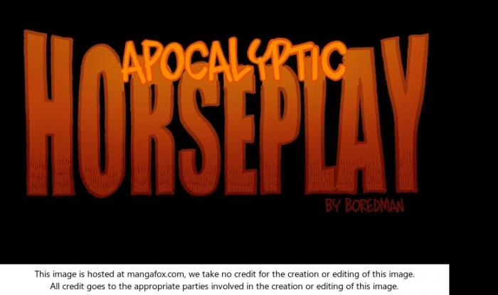 Apocalyptic Horseplay - Chapter 20